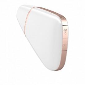 Белый вакуум-волновой вибростимулятор Satisfyer Love Triangle